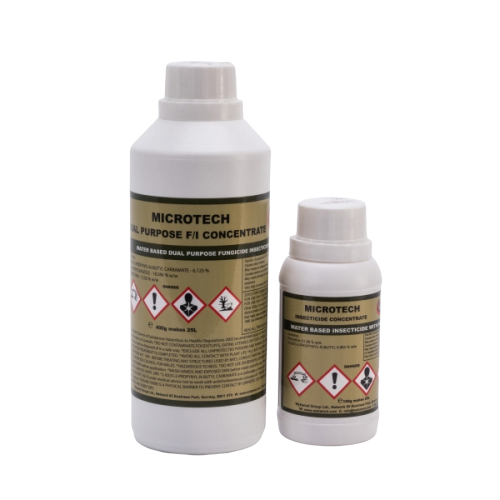 Microtech Insecticide - Woodworm Treatment | The Damp Store